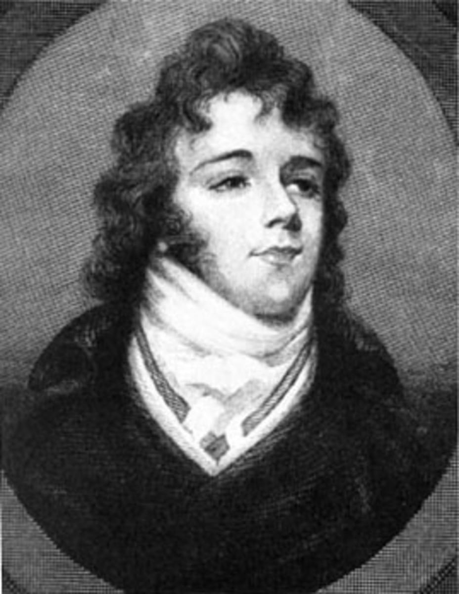 A miniature of Beau Brummell