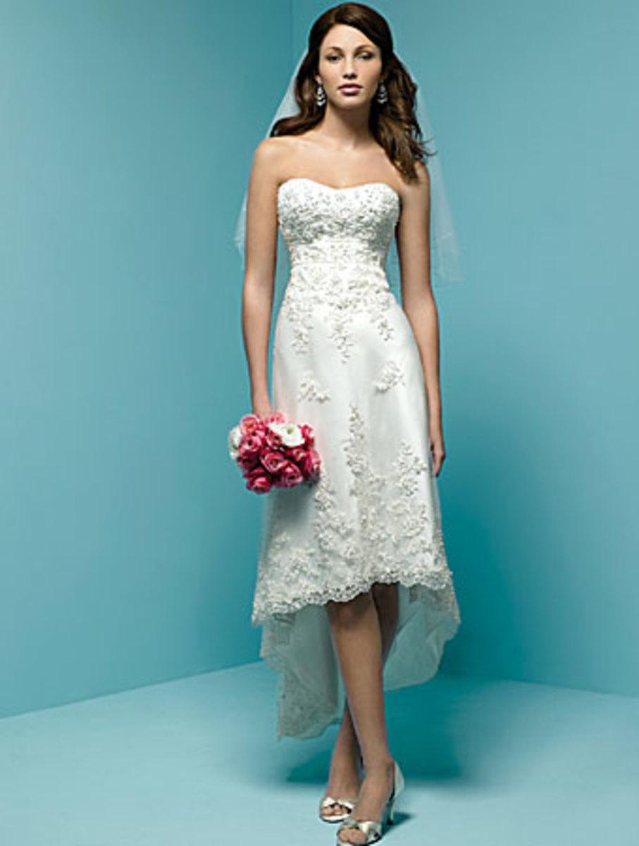 """photo credit, myweddingdresshop.com  """"teawd001   Size:2-28/Custom  Color: white/ivory  Fabric:  Satin, lace, Beading   Price:US$215"""""""