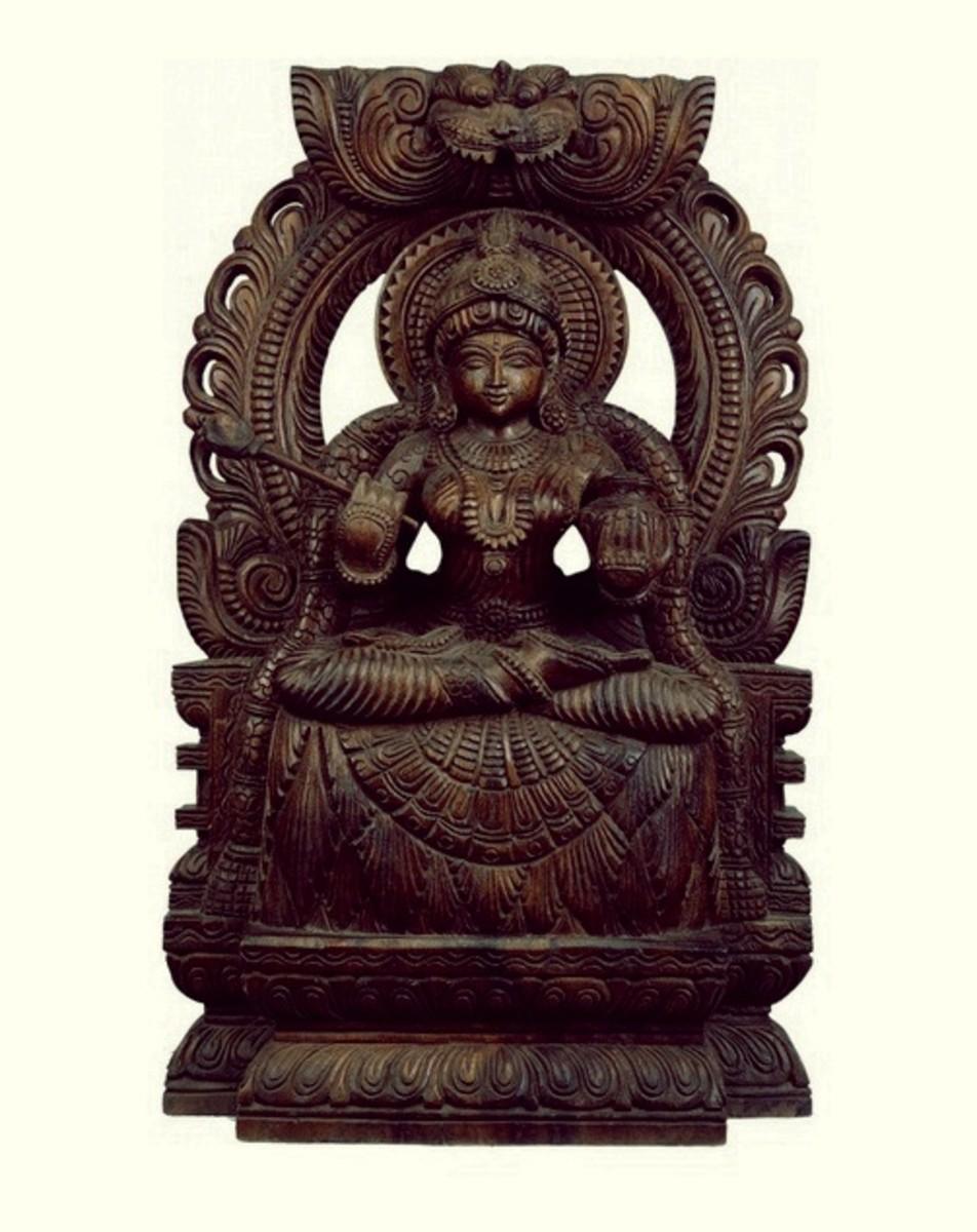 Goddess Annapurna Devi image