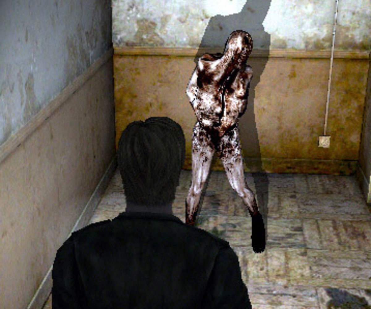 Lying Figure from SH2