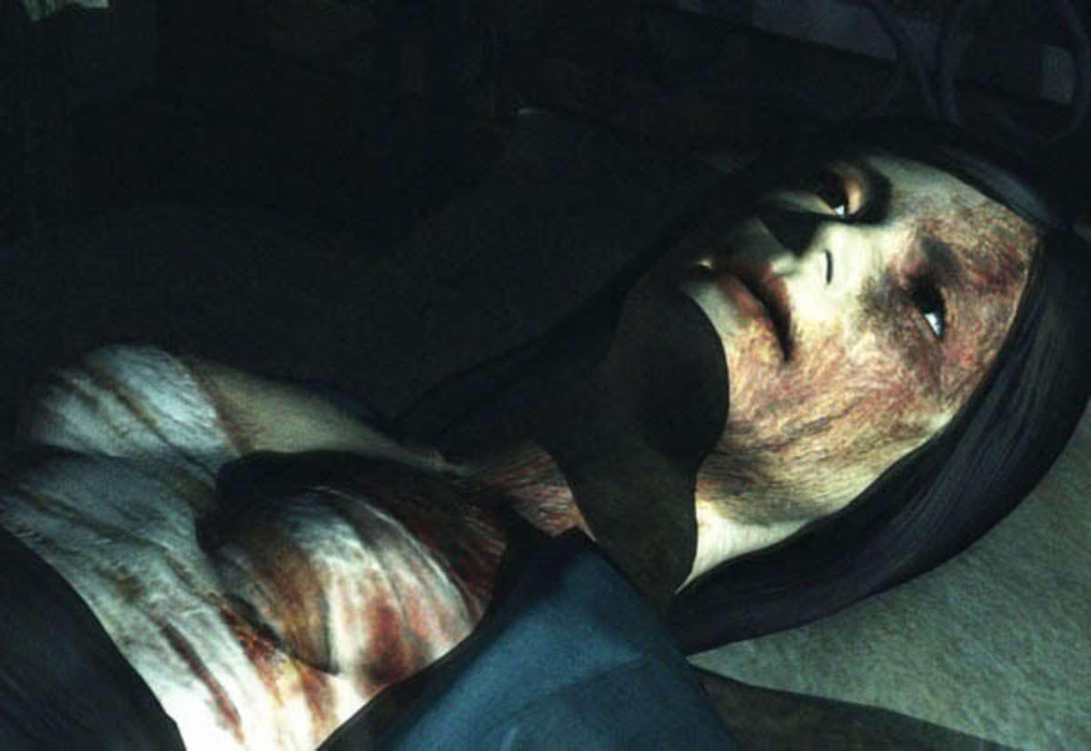 Silent Hill 1 version