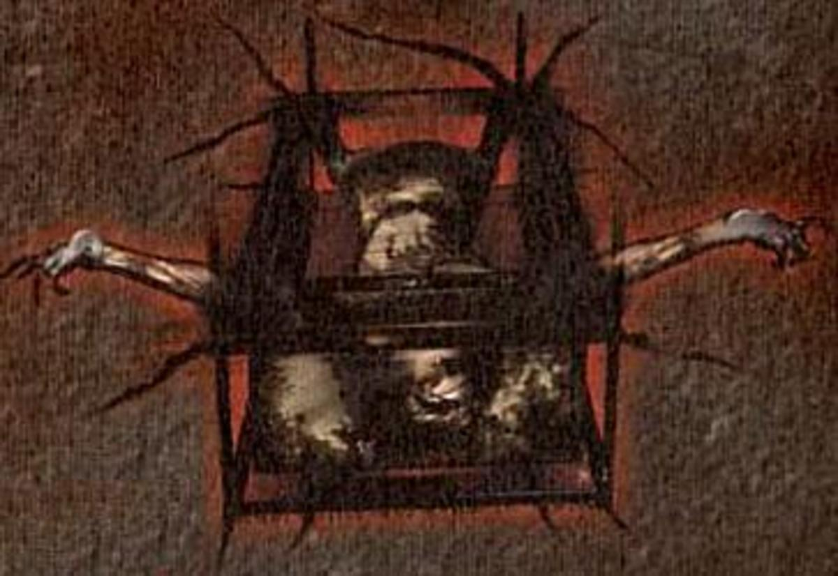 Silent Hill Monsters Movie Vs Games Hubpages