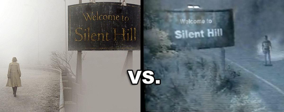 Silent Hill Monsters - Movie vs Games