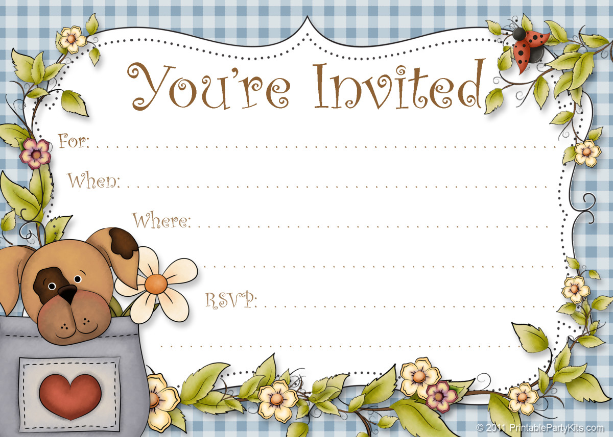 This is an image of Free Printable Boy Birthday Invitations intended for 3rd bday boy