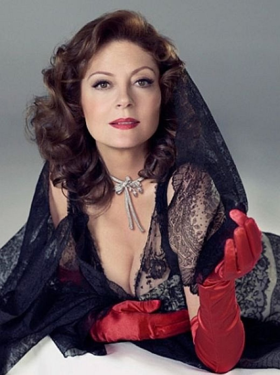 Susan Sarandon - Beautiful Women Over 40