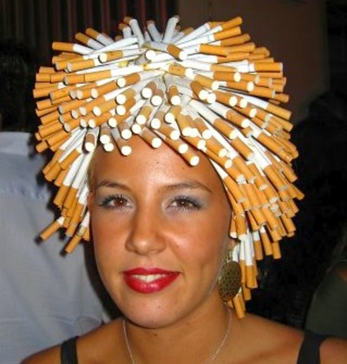 Title: Cigarette Head  Attribution License: http://creativecommons.org/licenses/by/2.5 Photographer: tylerdurden1: everystockphoto.com