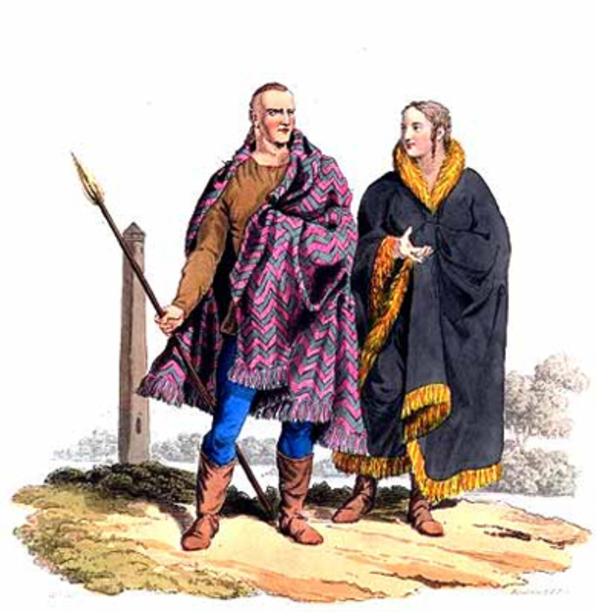 Aryans were tall, fair complexion, smart people who were fond of outdoor games like horse racing  and chariot racing . They lived in tribes initially when they arrived in India but after invading Dravidians, they lived in a city or urban life.