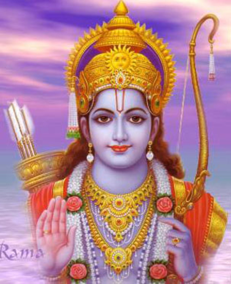 Lord Rama - An undisputed Aryan.