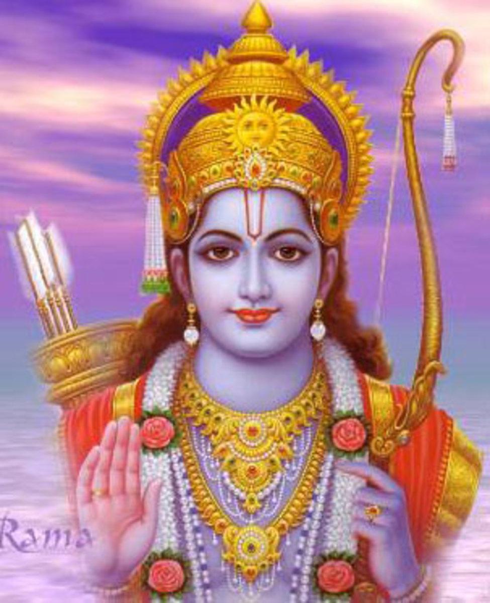 Lord Rama - An undisputed Aryan.