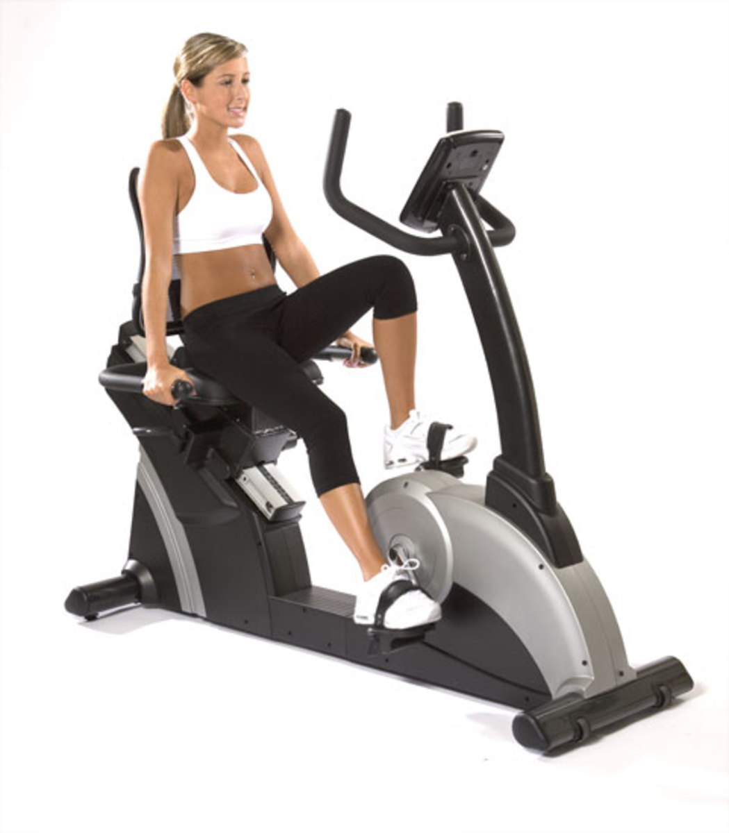 Create your own Recumbent Bike Workout