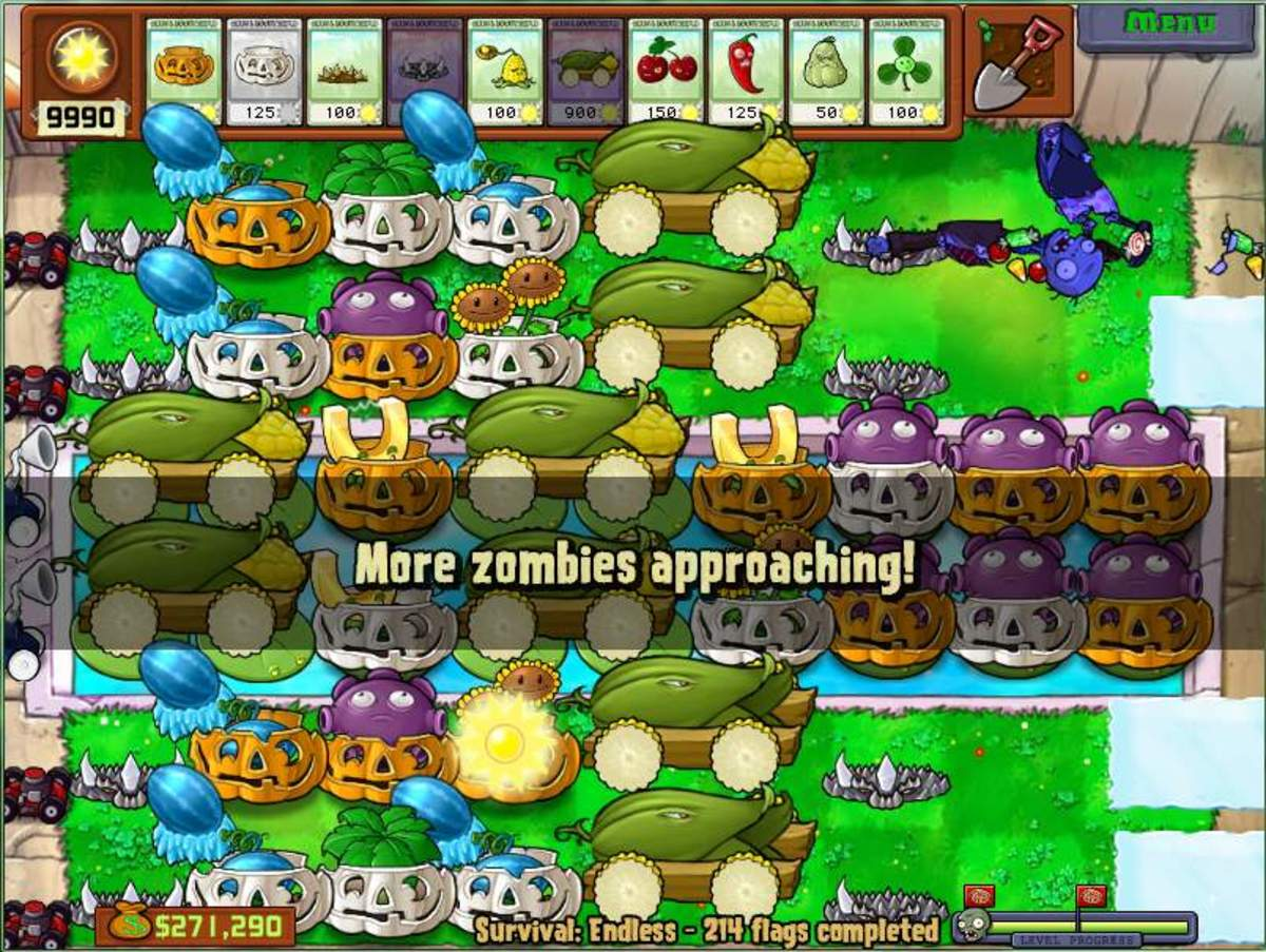 Plants-vs-zombies-survival-endless-200-flags-and-beyond