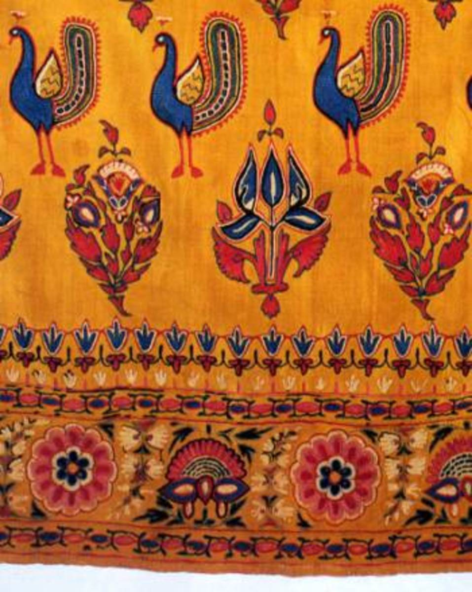 Indian Embroidery Sindh Kutch Kathiawar Hubpages