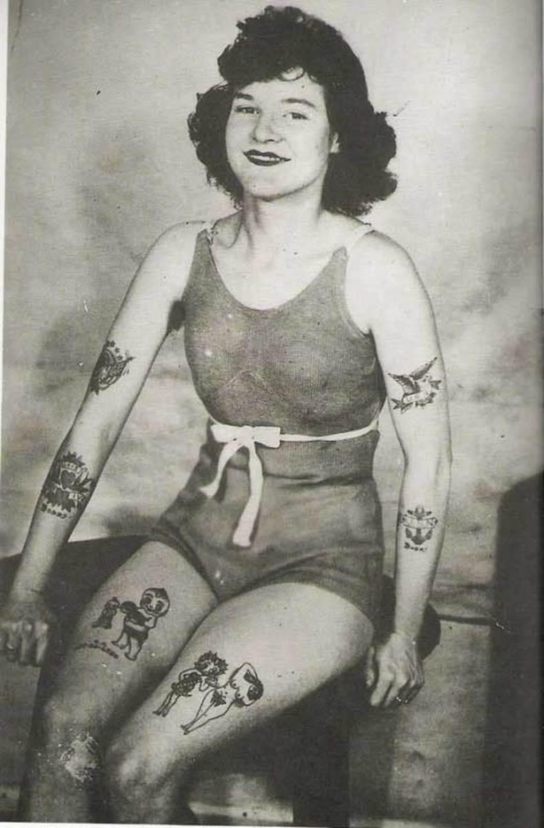 Tatuajes 1295345_f520