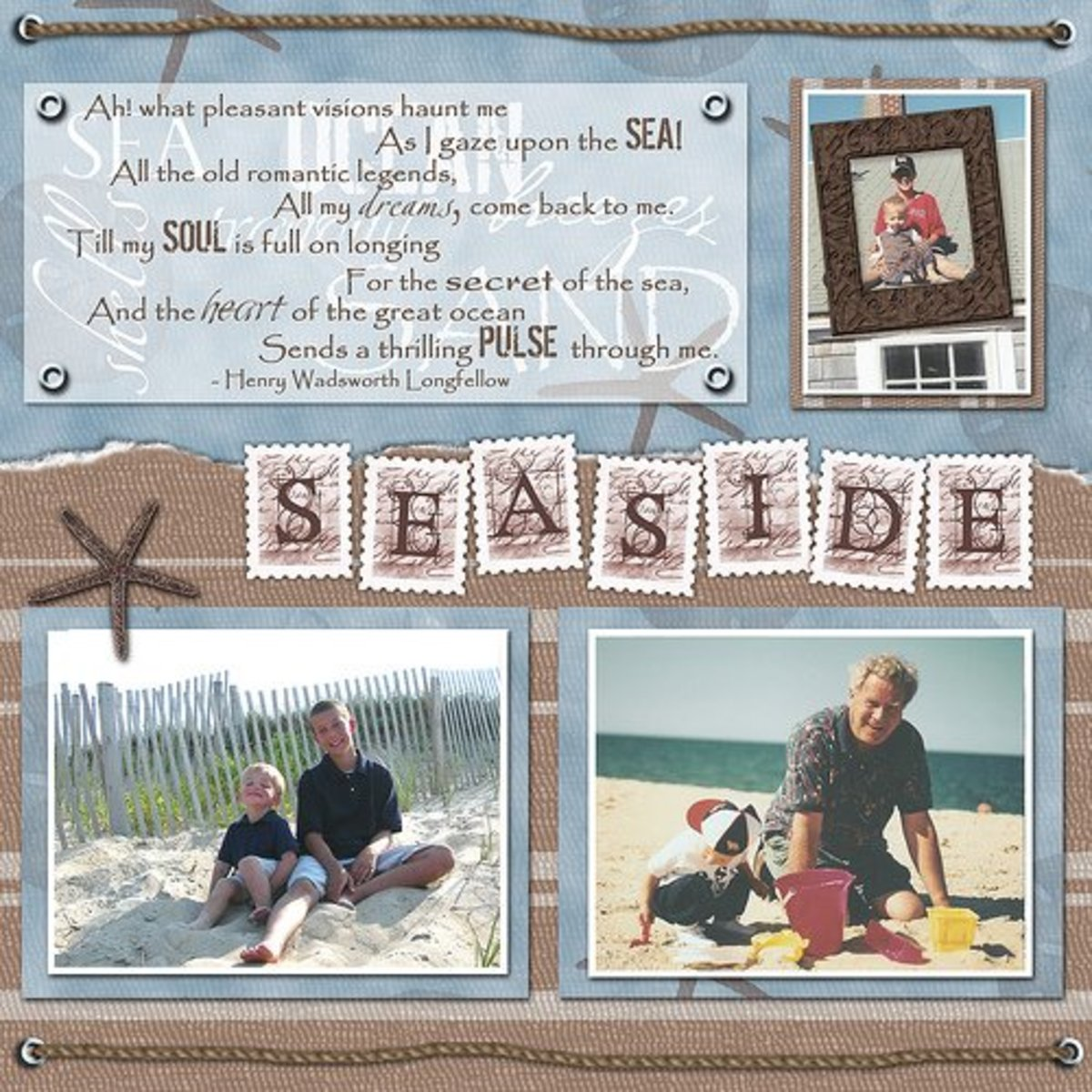 How to Create a Perfect Scrapbook Layout