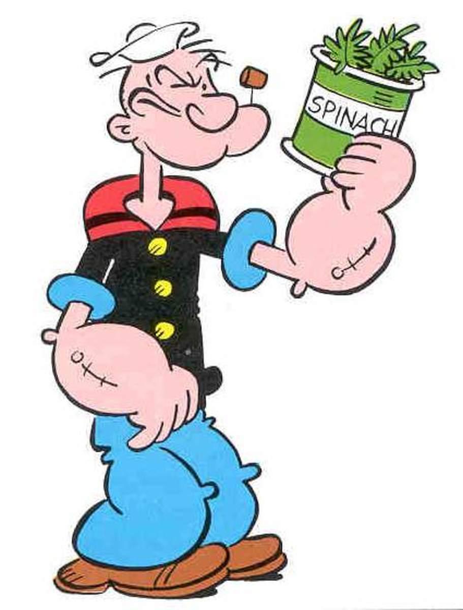 That hunk Popeye
