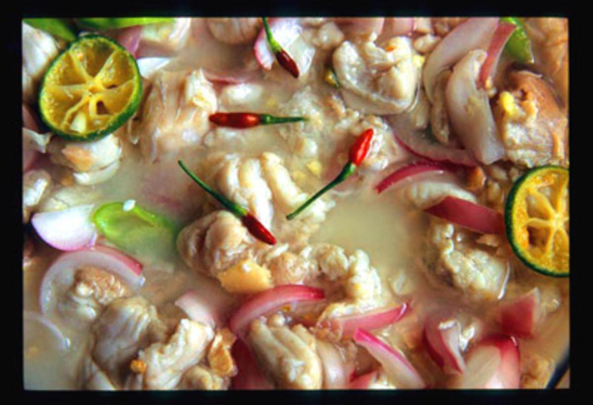 Fish Kinilaw (Courtesy of http://www.kinilaw.com/)