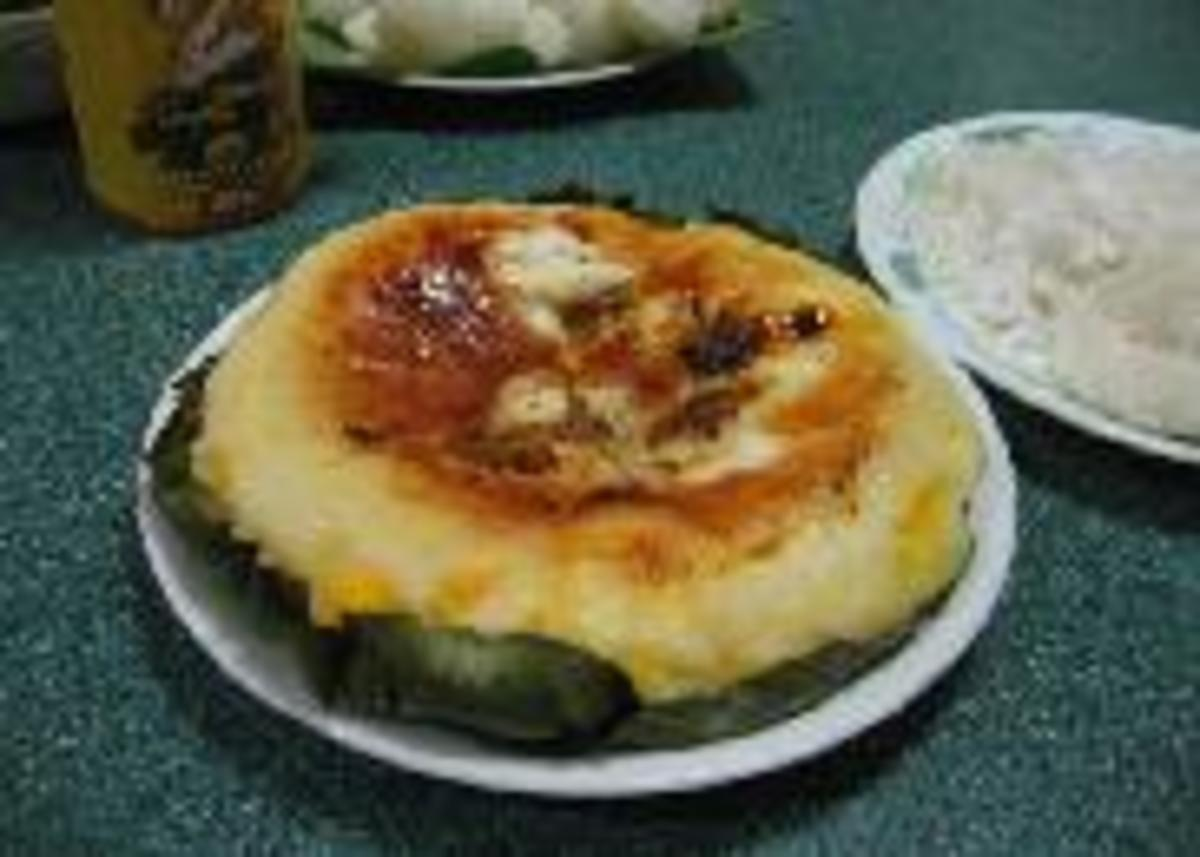 Bibingka (Courtesy of http://members.virtualtourist.com/m/tt/78c9d/)