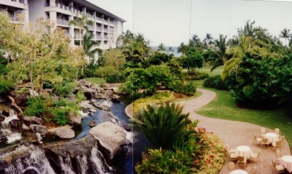 Ritz-Carlton Mauna Lani resort