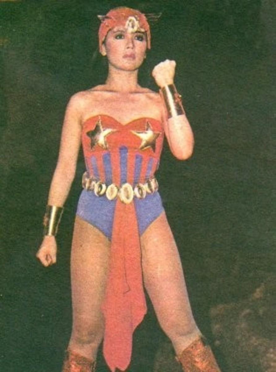 Darna – Wonder Woman...