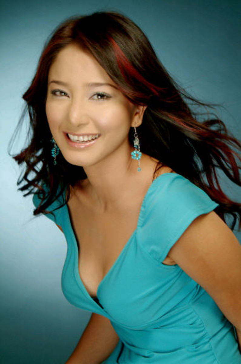 Katrina Halili blue film
