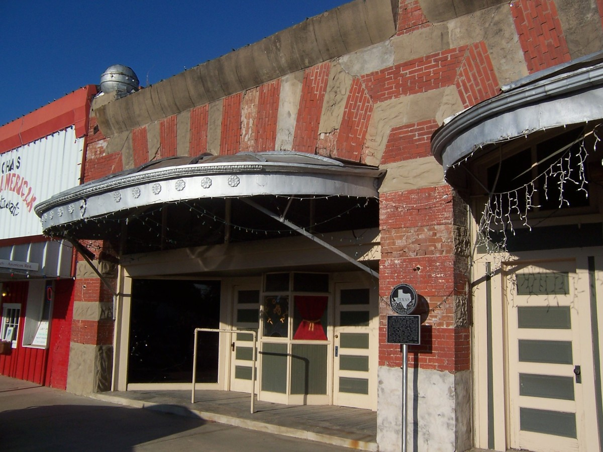 Copyright(c)KCC Big Country Best Theater in West, Texas