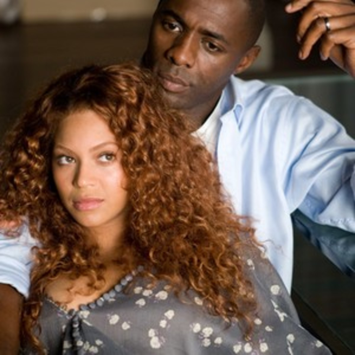 Idris Elba and Beyonce star in Obsessed the movie.