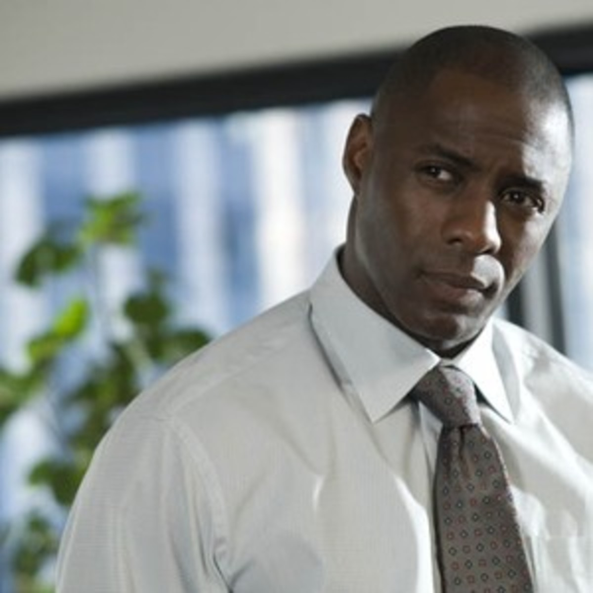 Actor Idris Elba as the character Derrick in Obsessed the movie.