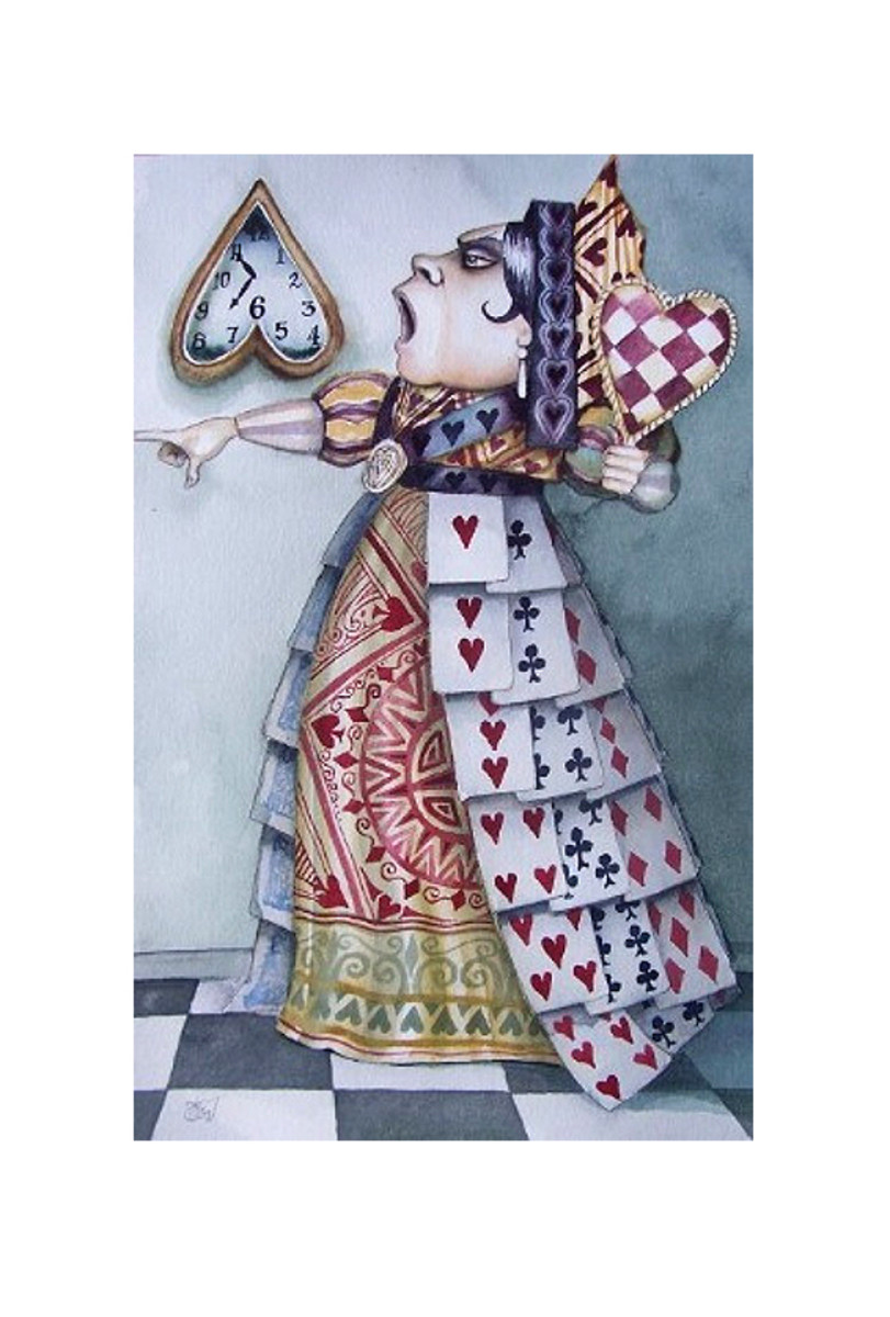 """Queen of Hearts"" by Dominic Murphy"