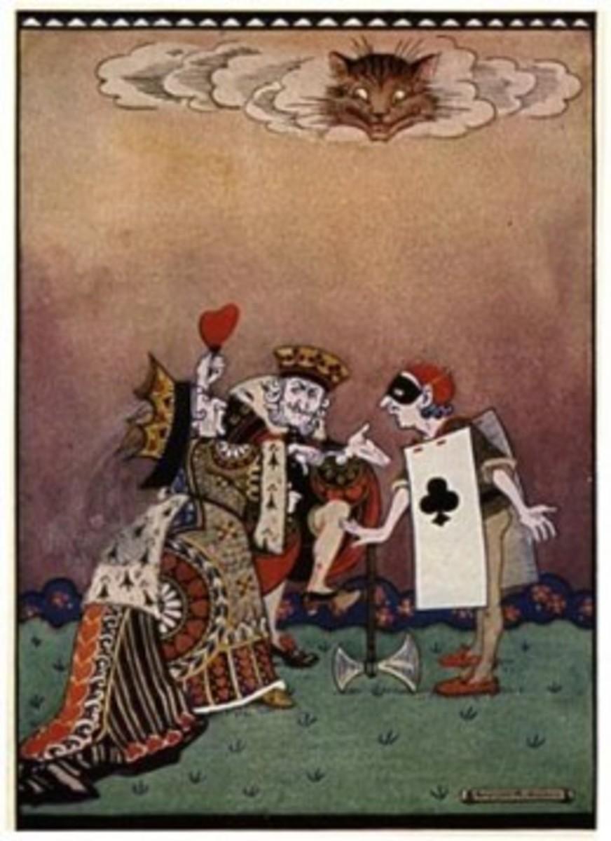 """""""Executioner"""" by Gwynedd M. Hudson (1922)"""