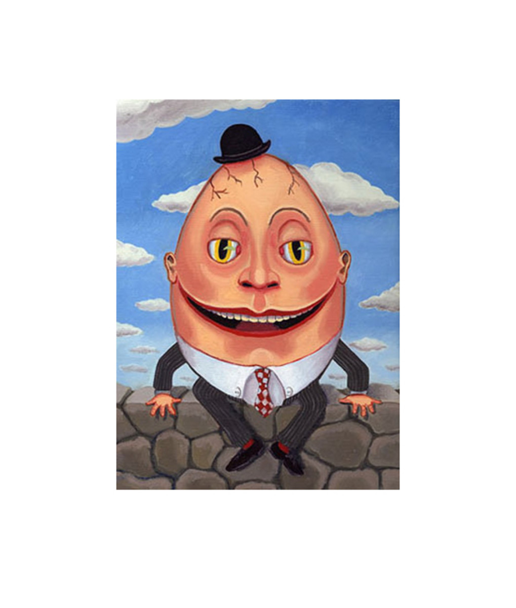 """Humpty Dumpty"" by Sheryl Humphrey"