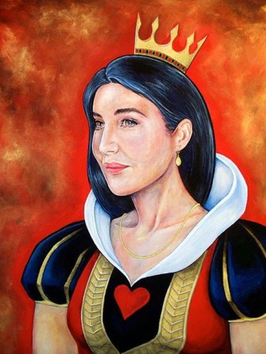 """Queen of Hearts"" by Chad Thomas"