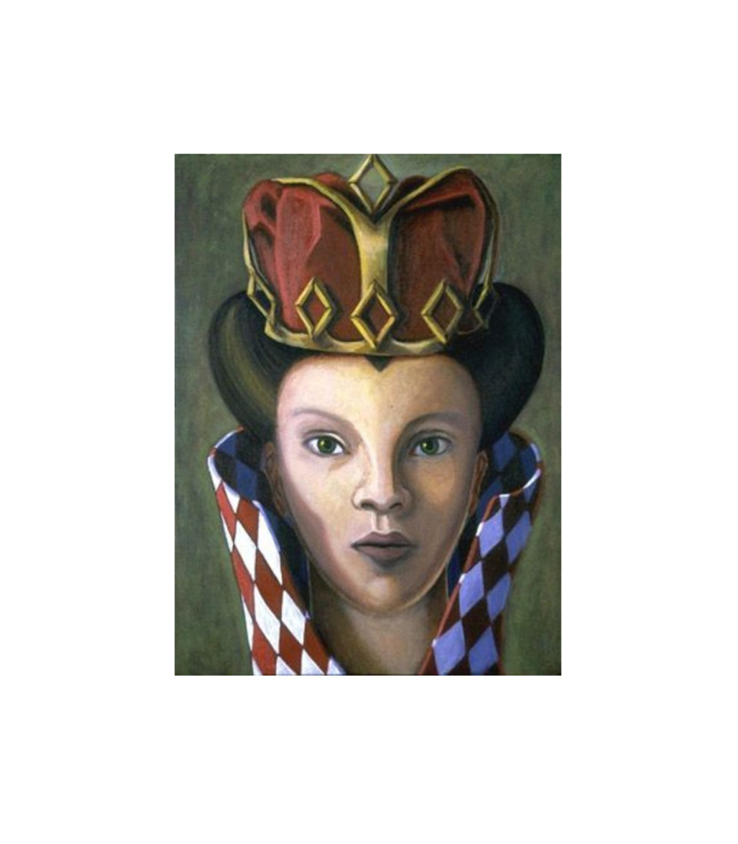 """The Young Queen"" by Sheryl Humphrey"