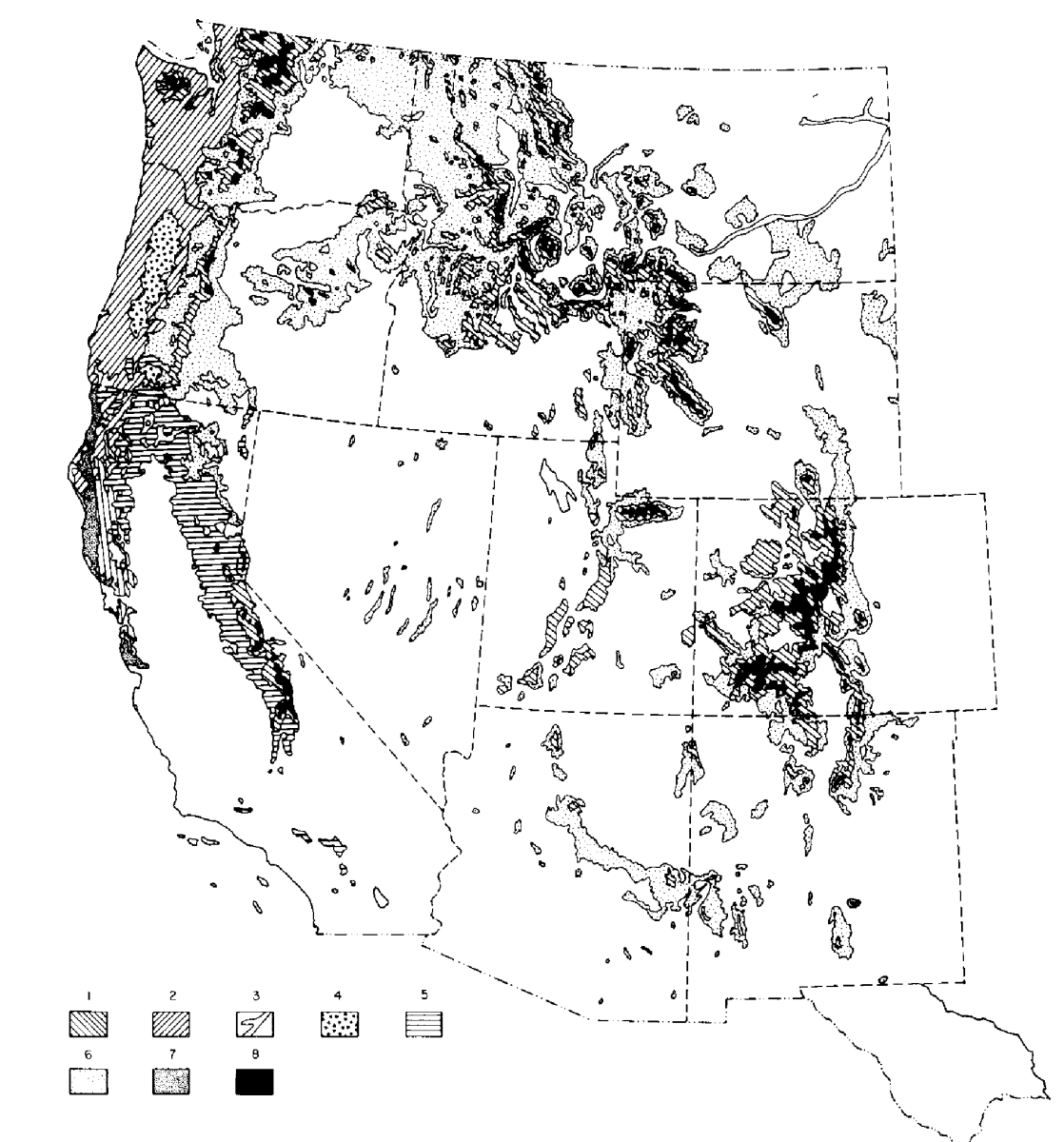 California during the last Glacial Maximum