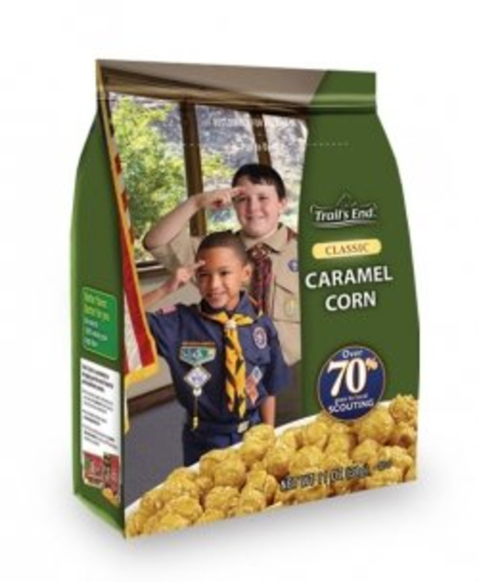 Buy your Boy Scout Popcorn Online