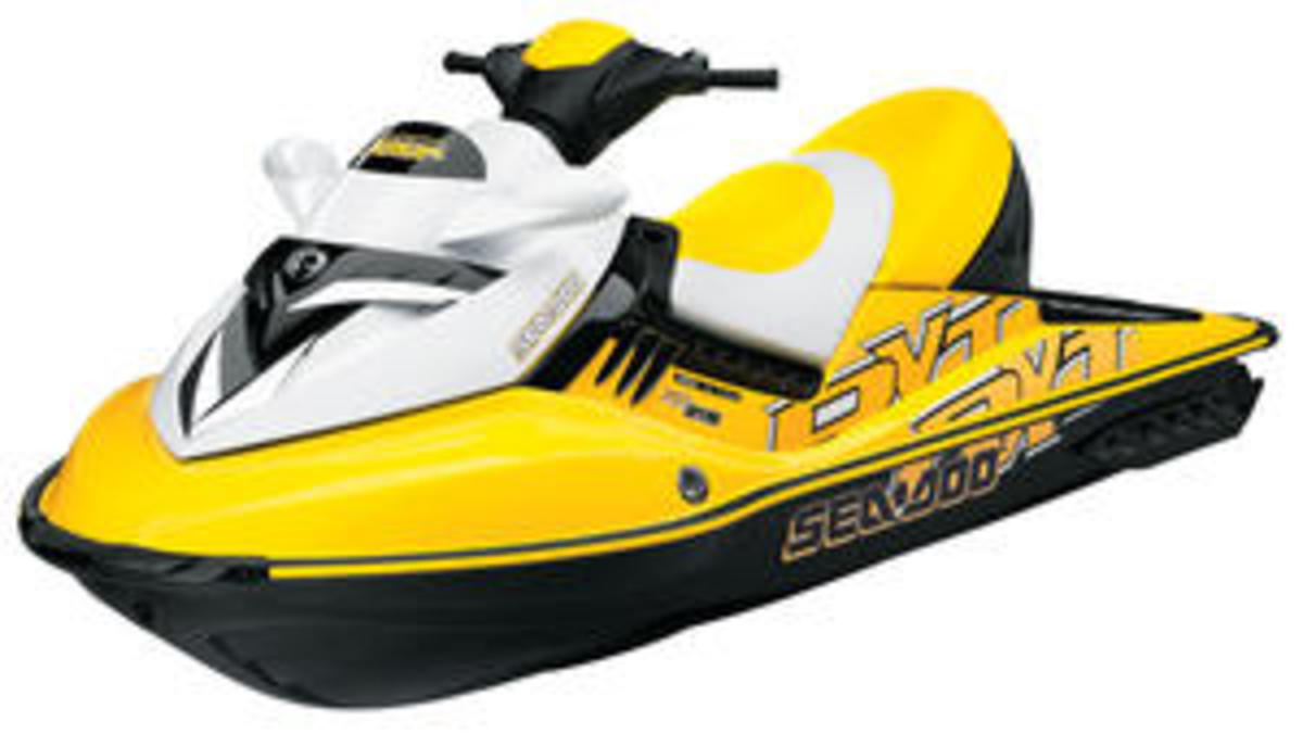 Sea-Doo RXT 215-2009 model