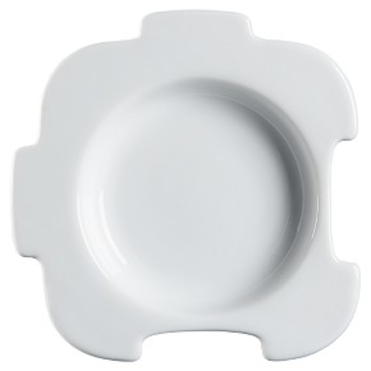 10 White Dinner Plates That Are Anything But Boring