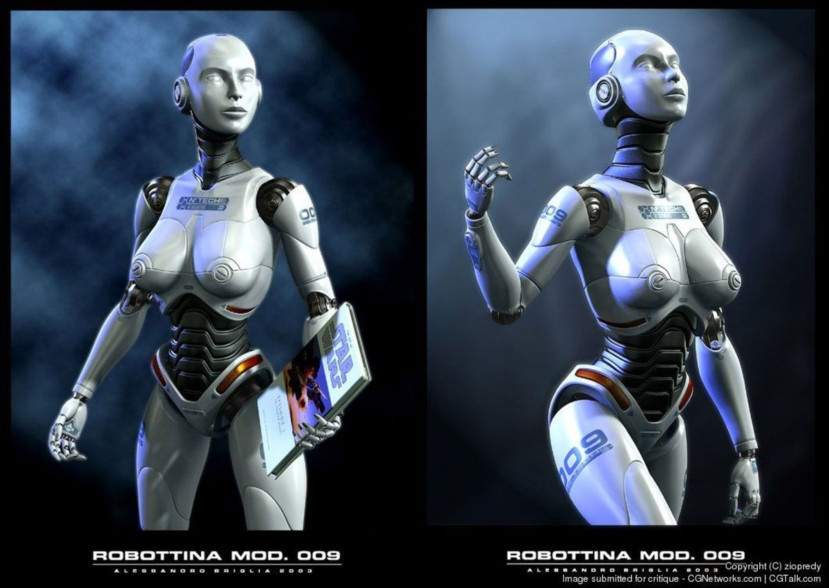 Robotic companions for people already in production as can be seen from this model above