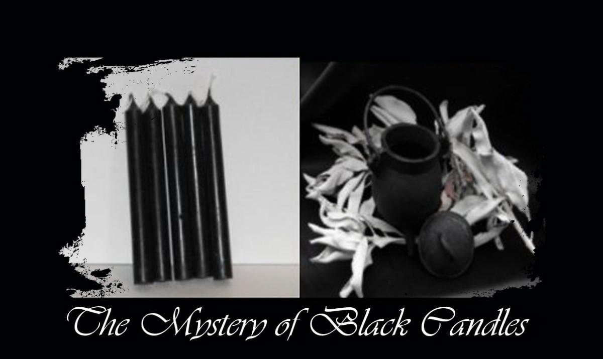 Burning Black Candles