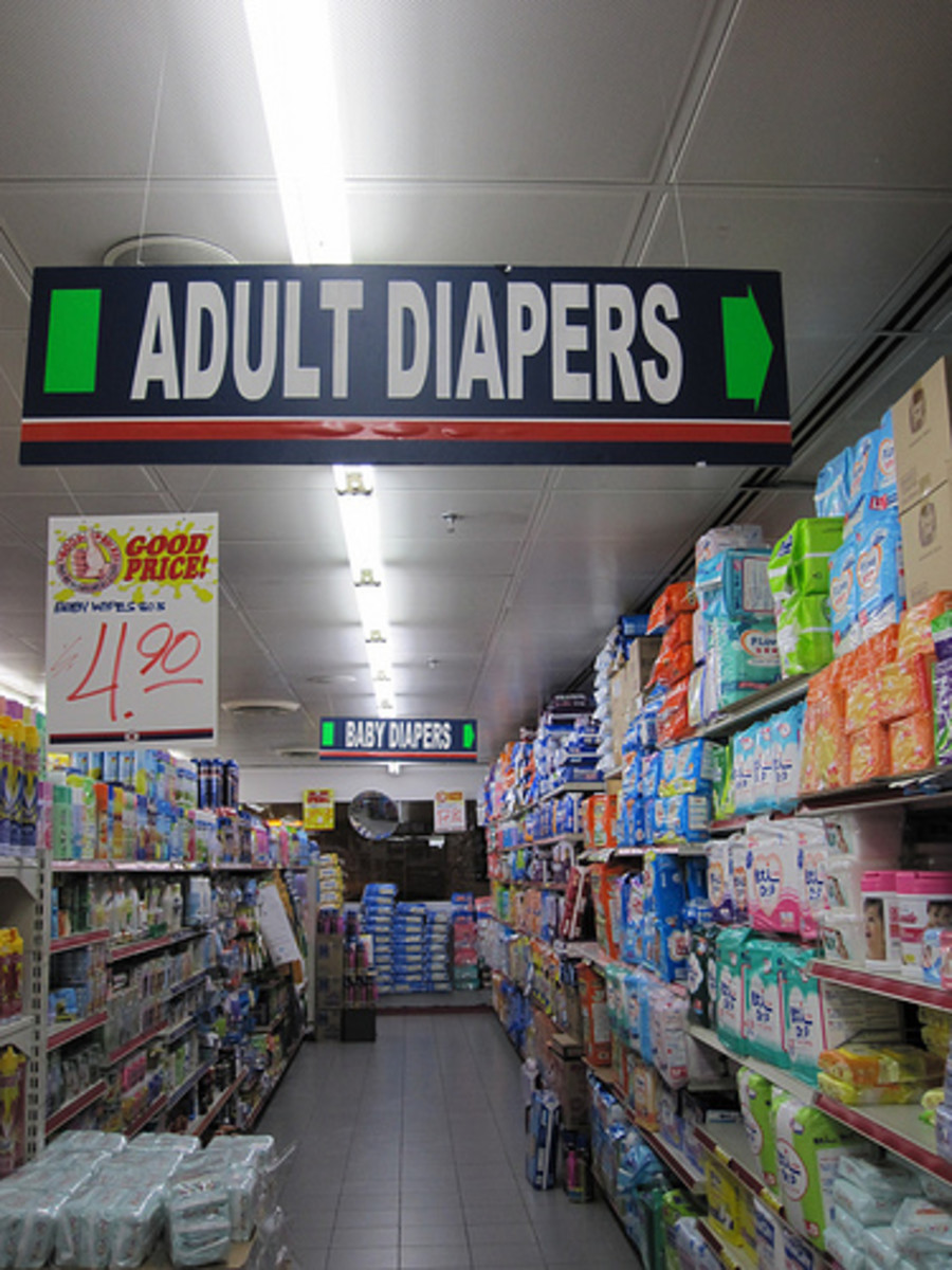 A Practical Guide to Adult Diapers | HubPages