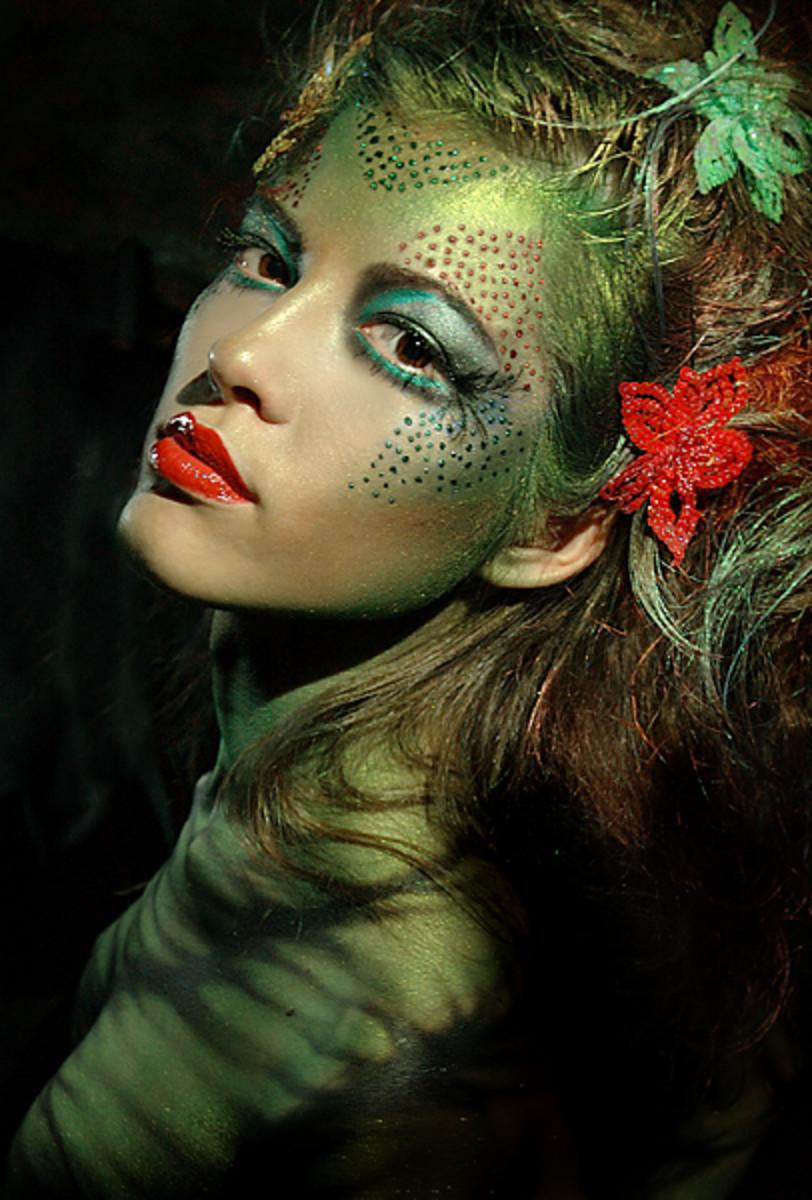 halloween fairy makeup ideas - photo #31