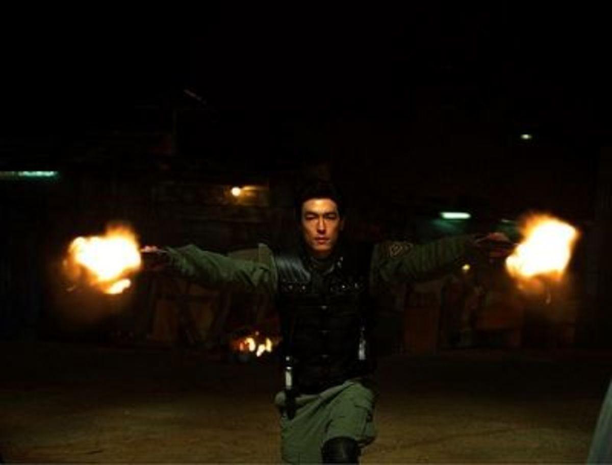 Daniel Henney plays Agent Zero (David North) in X-Men Origins: Wolverine