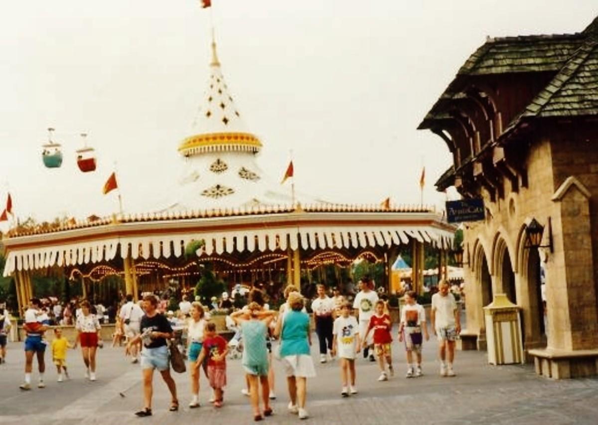 Cinderella Cinderella's Golden Carrousel