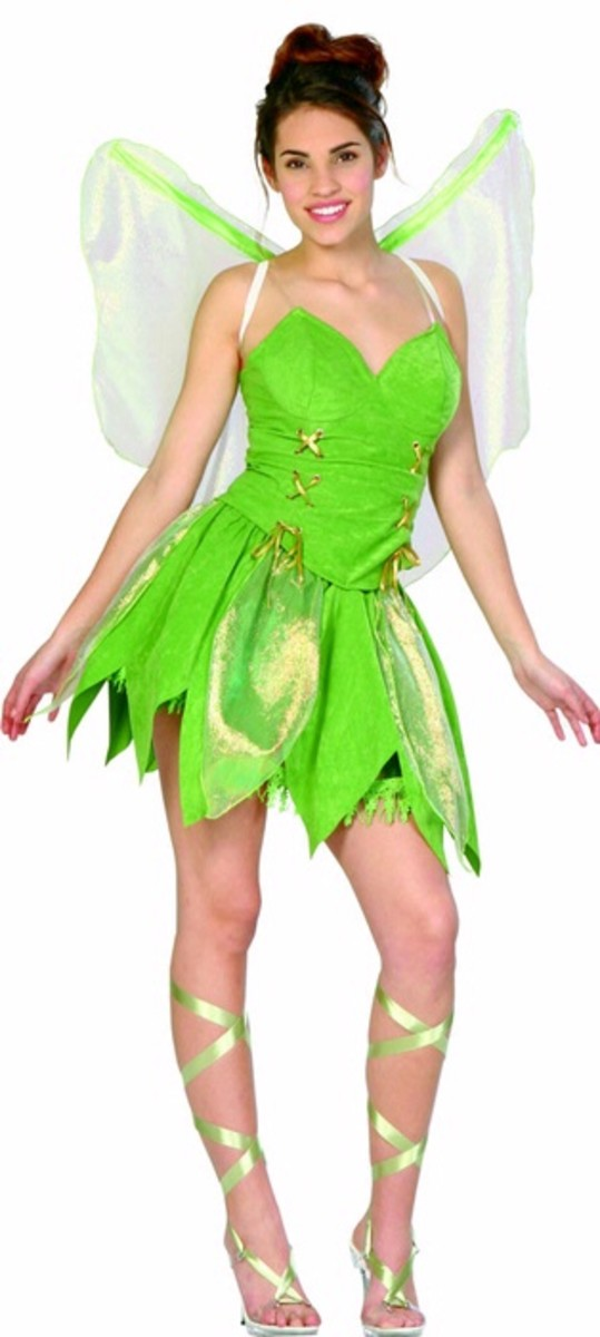 Tinkerbell Halloween Costume Ideas Hubpages