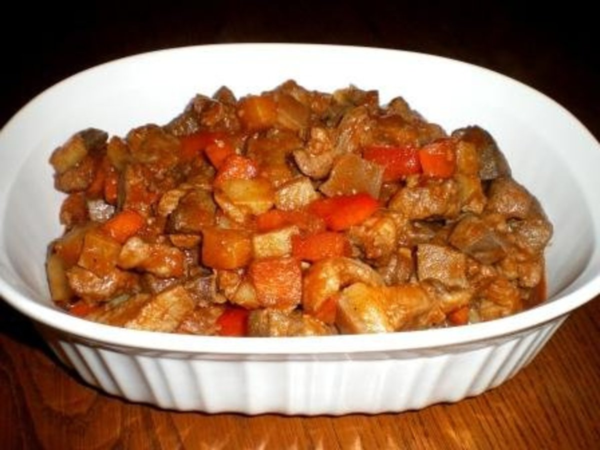Pork Menudo – Easy Filipino Recipe