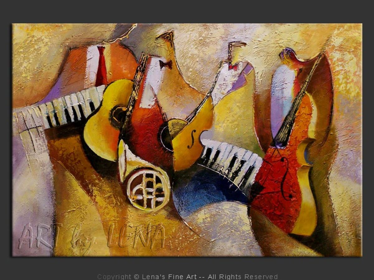 Art as Jazz, Jazz as Art