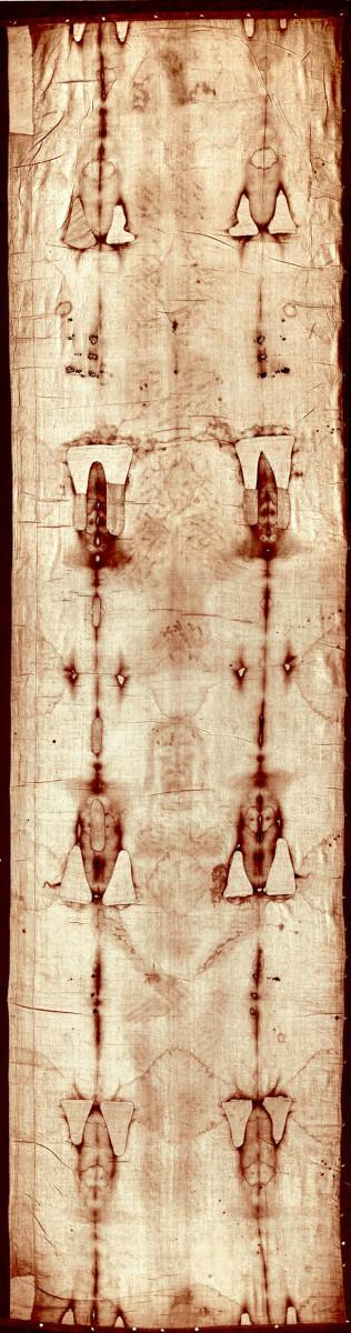 COMPLETE SHROUD OF TURIN
