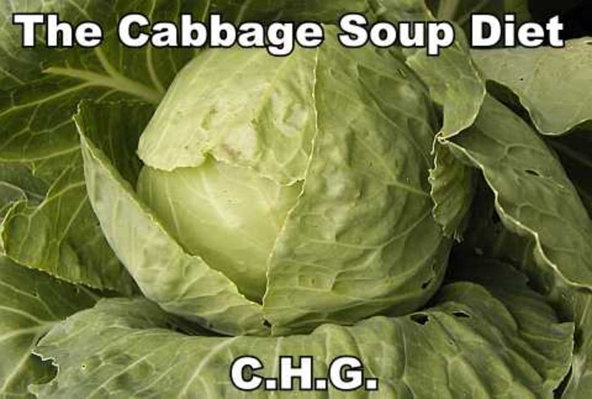 The Cabbage Soup Diet Information Page