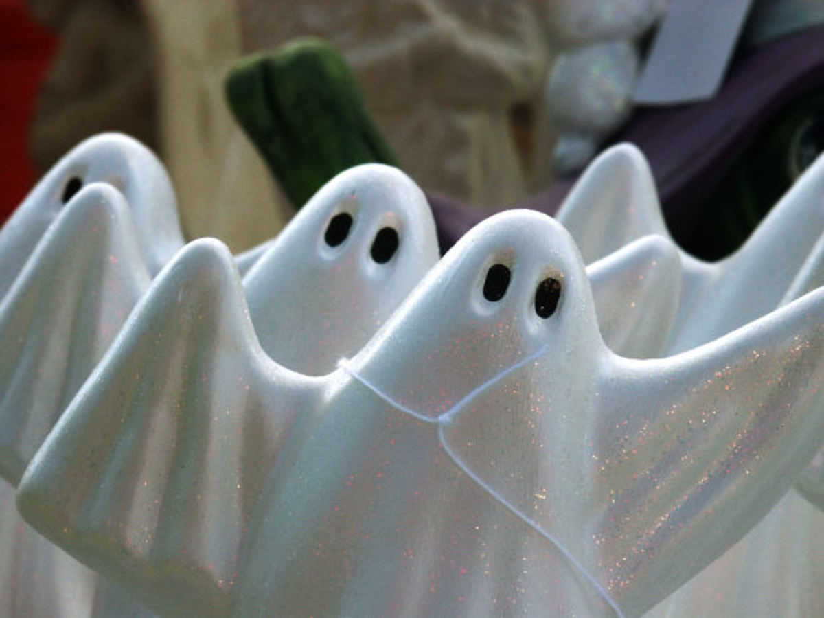 Ghost Walks in Cornwall