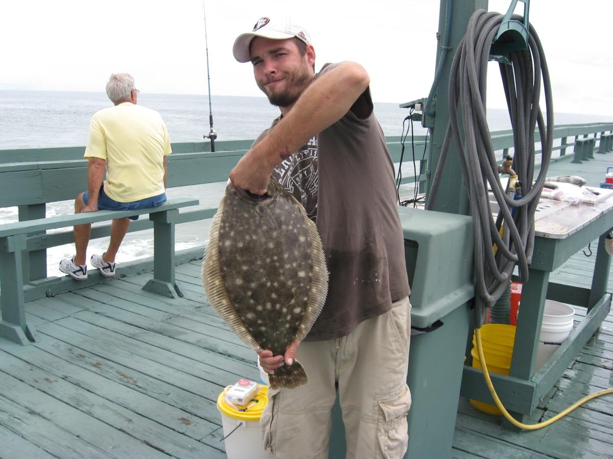 Amelia Island flounder.