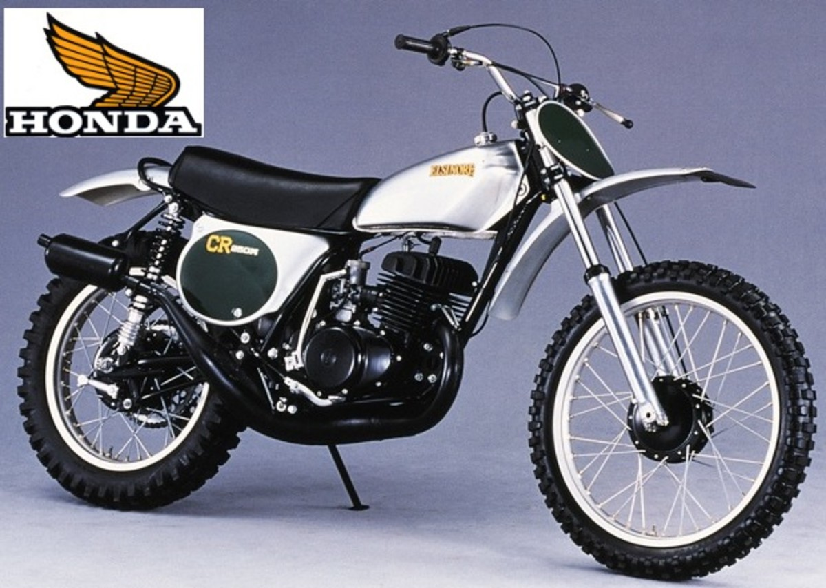 The bike that  made serious Motor cross affordable.